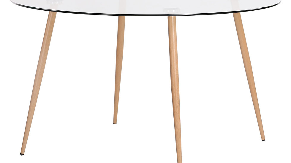 Wesley 135cm Round Dining Table