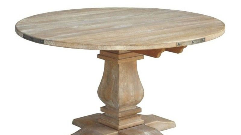 Utah 135cm Round Dining Table