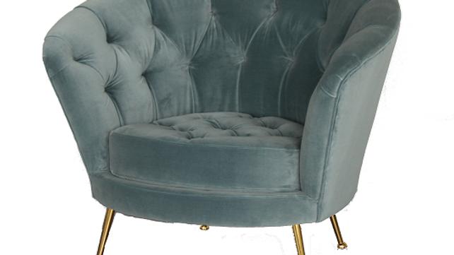 Sophia Chair Teal