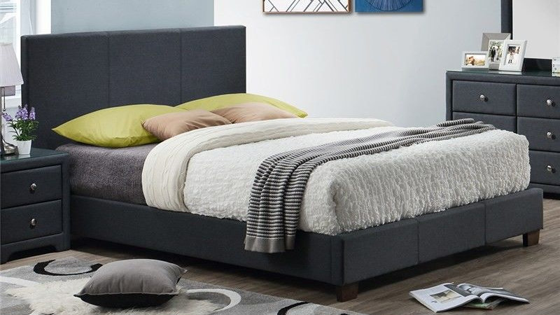 Domino Double Bed