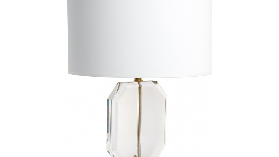 Priscilla Crystal Table Lamp