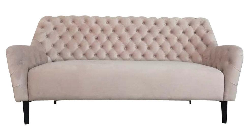 Gallardo 2 Seater Pastel Pink