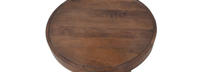 JACQUES ROUND SIDE TABLE
