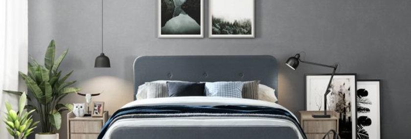 SOPHIA QUEEN BED