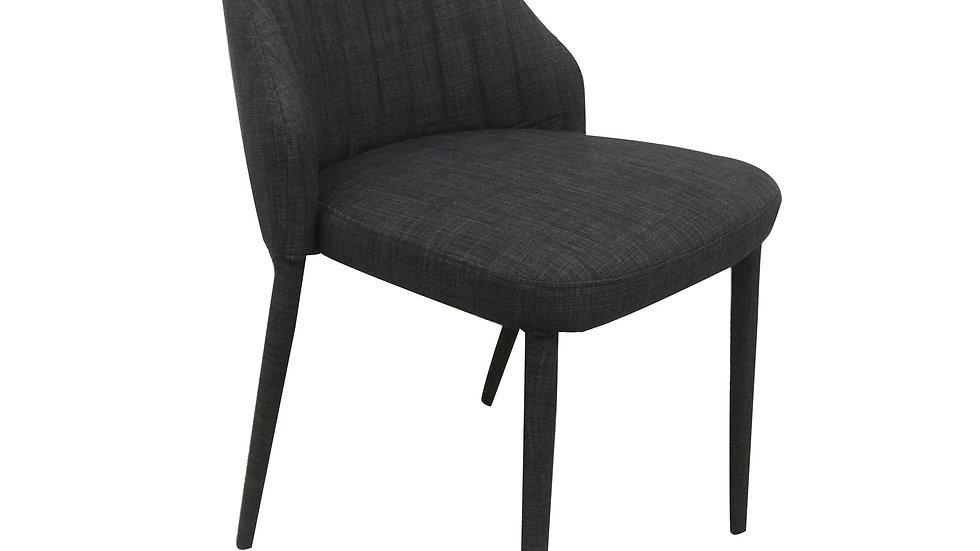 Genoa Dining Chair Santorini Black