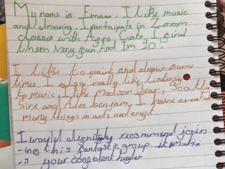 My story: Emaan