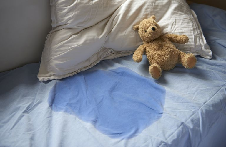 PUT A STOP TO BEDWETTING