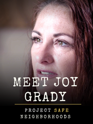 Meet Joy Grady   Government PSA