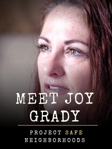 Meet Joy Grady | Government PSA