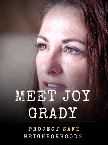 Meet Joy Grady | Government PSA