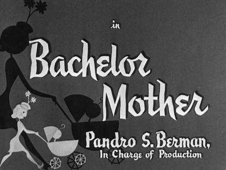 Christmas Watch: Bachelor Mother (1939)
