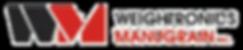 Logo - Weightronics-manugrain outline.pn