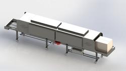 UV Sanitization Conveyor
