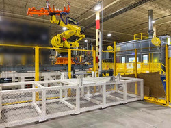 Forklift Infeed Station