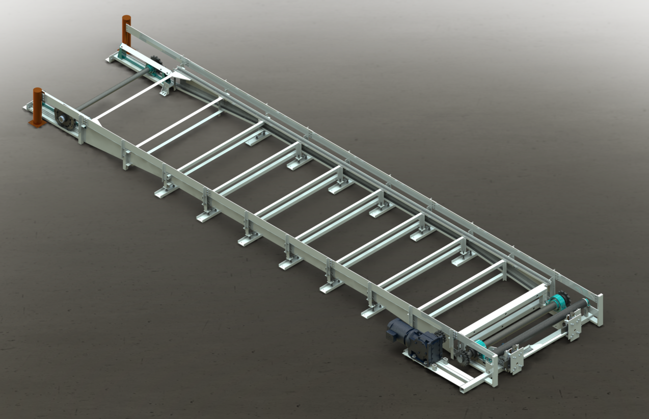ATL Dock Door Conveyor