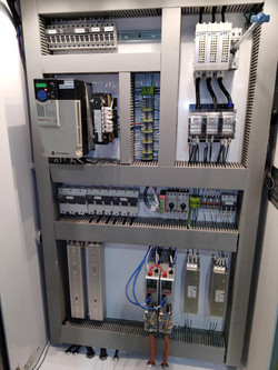 Infeed Cabinet