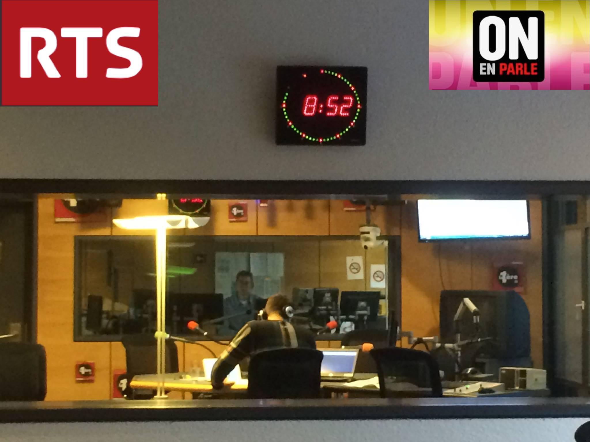 Graines d'entrepreneurs - RTS - on en parle - radio la premiere - innov-entrepreneurs - junior entre