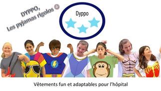 Dyppo les pyjamas rigolos - blouses fun pour patients enfants et ados.jpg