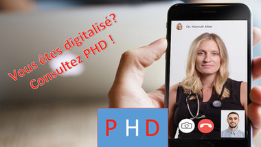 PHD - Proximity House Doctor - Application de video consulatations pédiatriques pour urgences ou simple suivi medical.jpg
