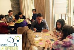 Graines d entrepreneurs junior startup day coach business model programme  entrepreneuriat innovatio