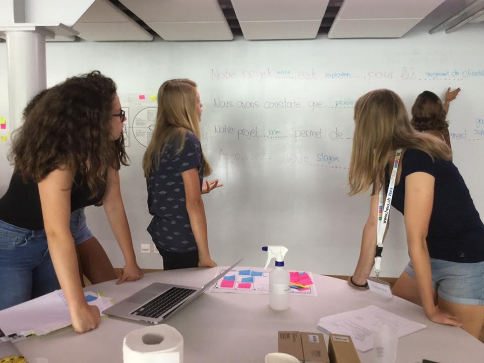 stage vacances cvci vaud graines d'entrepreneurs ados enfants ateliers esprit d'entreprendre innover