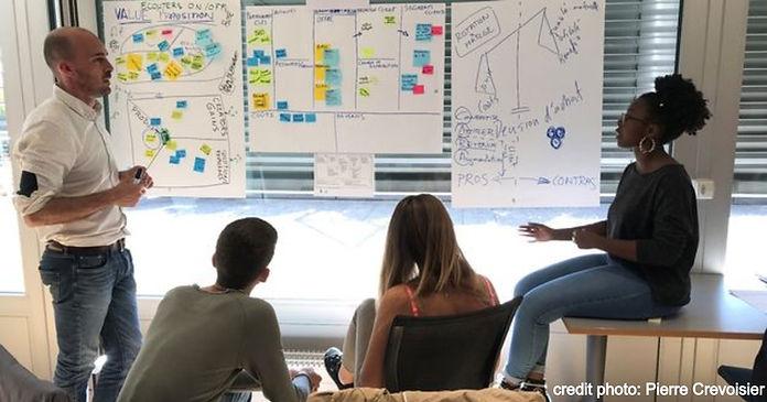 Graines d entrepreneurs jeunes ados lycéens collégiens ecoliers entrepreneurs permanence coaching université