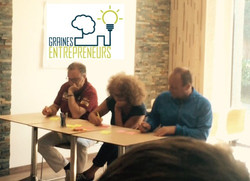 Graines d entrepreneurs junior startup day jury lausanne region champittet programme  entrepreneuria