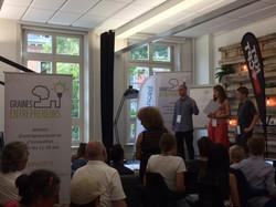 Junior startup day Bern innov entrepreneurs graines entrepreneurs be advanced unternehmertum jugendl