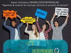 Graines d entrepreneurs junior startup d