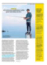 Teo Zinder pêche léman Eleve atelier Graines d'Entrepreneurs article Migros magazine