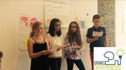 Graines d entrepreneurs junior startup day programme  entrepreneuriat innovation pitch ados jeunes e