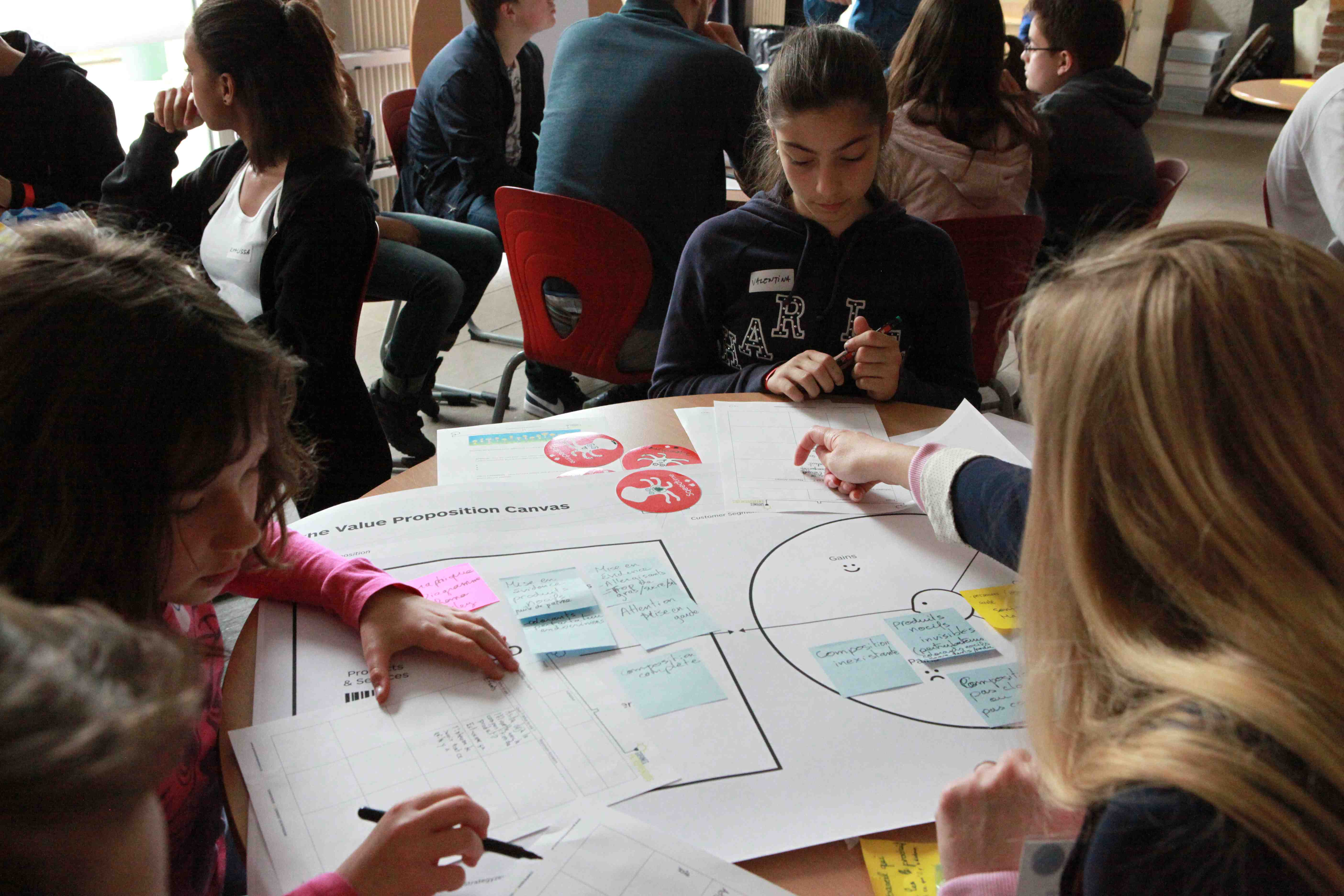 Graines d entrepreneurs - junior startup day