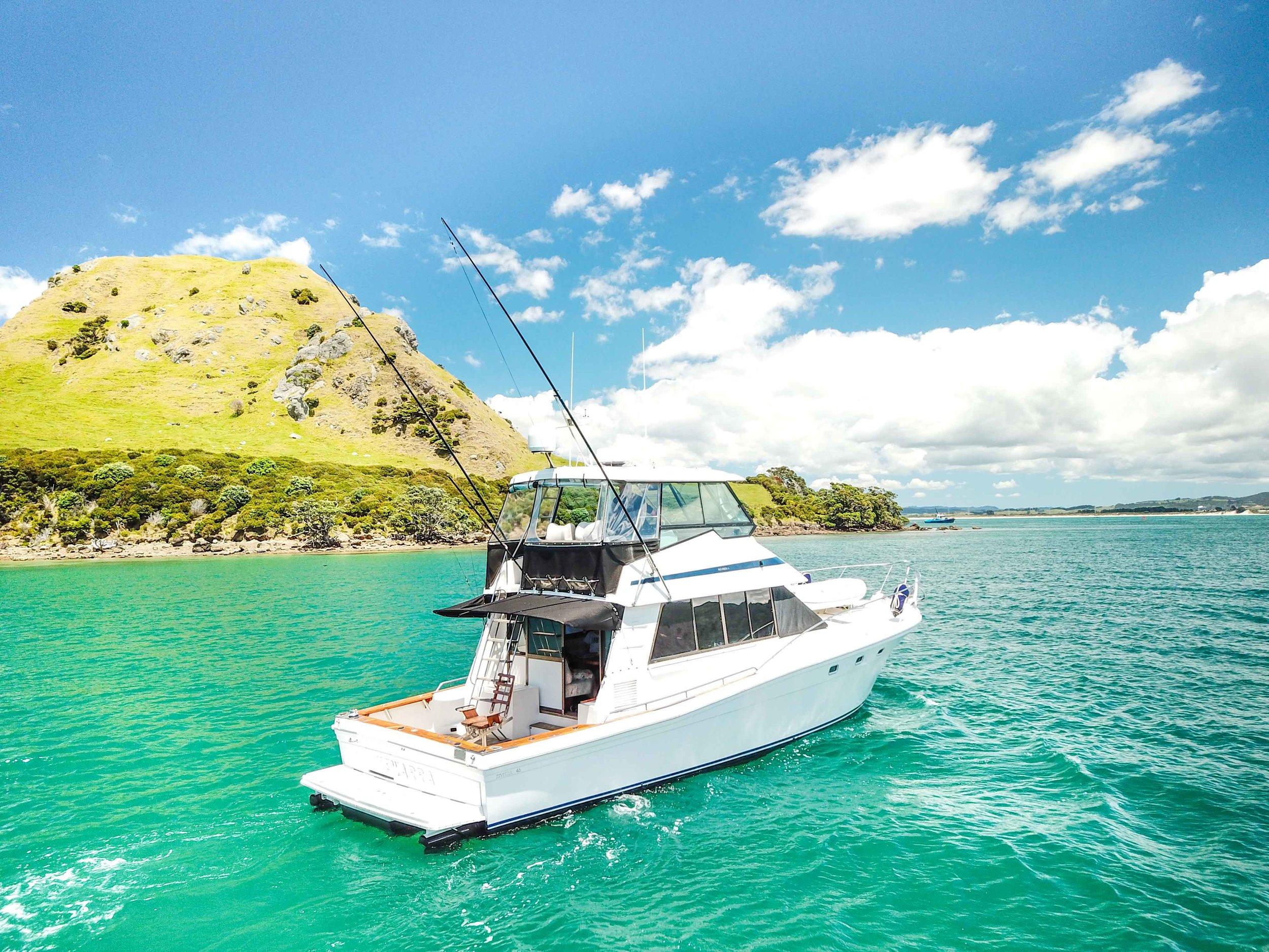 Riviera 46 Passagemaker