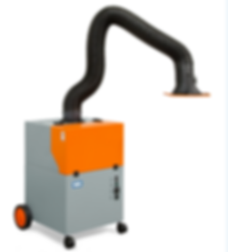 Fume Extractor and Hose