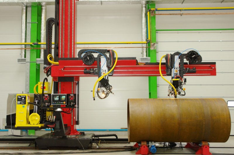 Pipe Circumference Welding