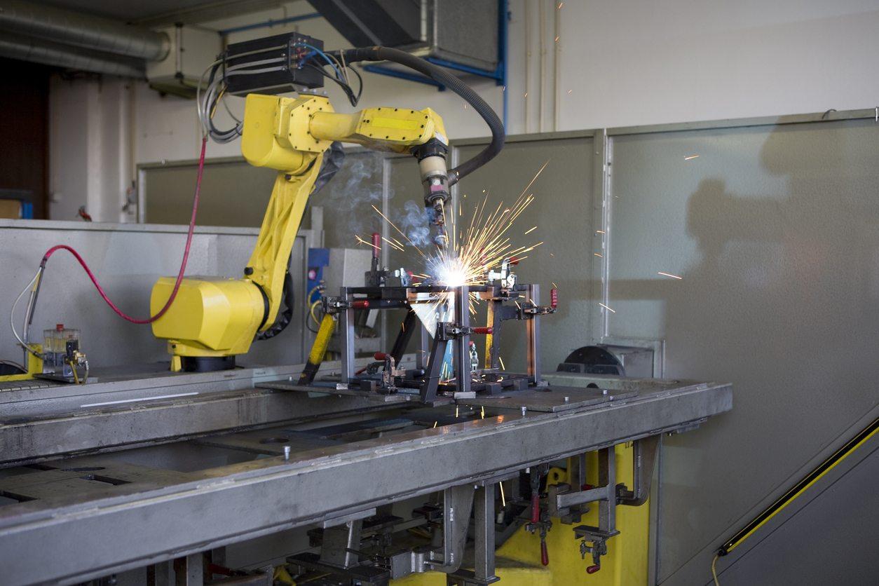 Robotic Welding System