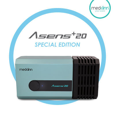 Medklinn Asens+20 | Air+Surface Sterilizer | Air Purifier