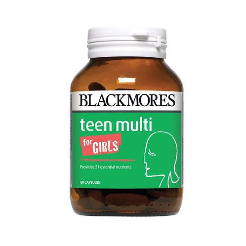 Blackmores Teen Multi for Girls (1X60S)