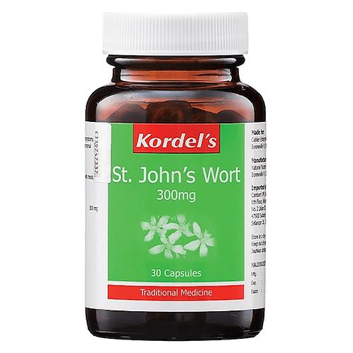 Kordel's St. John's Wort (30S) | Mental Health