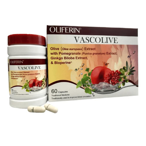 Oliferin Vascolive - Product View
