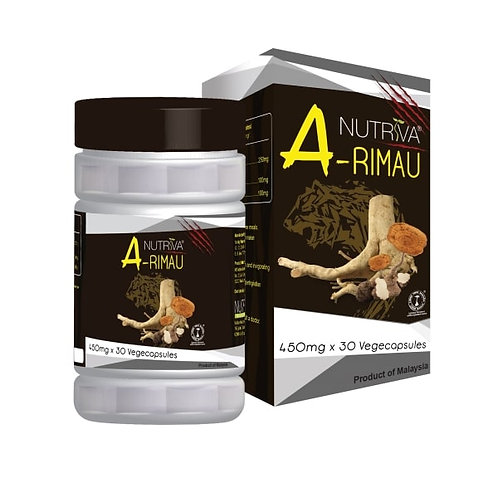 Nutriva A-rimau (Twin) | Sexual Health