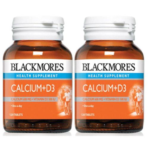 Blackmores Calcium + D3 (2X120S) | Bone & Muscle Health