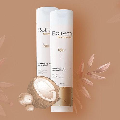 Botrem Restoractiv - Hair Shampoo (235ml) and Hair Conditioner (235ml) | Hair Health