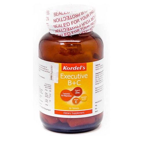 Kordel's Executive B+C (50S) - General Health