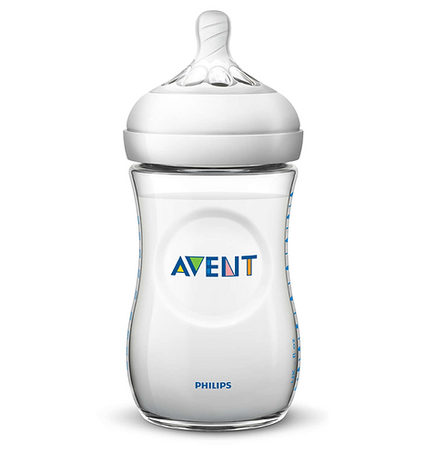 Philips Avent Natural baby bottle 9OZ/260ML