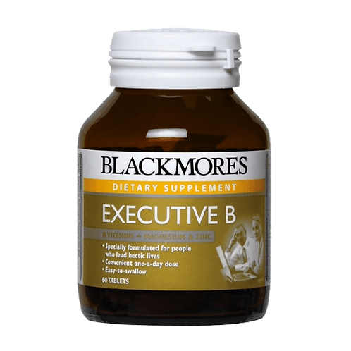 Blackmores Executive B 60s | General Health
