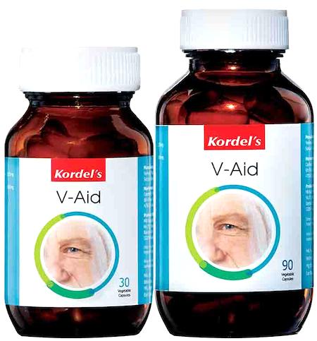 Kordel's V-Aid (90S+30S) - Eye health