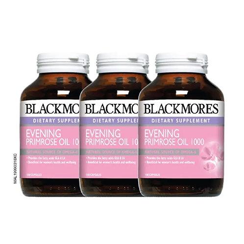 Blackmores Evening Primrose Oil 1000 (3X100S)