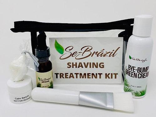 Shaving Treatment Kit