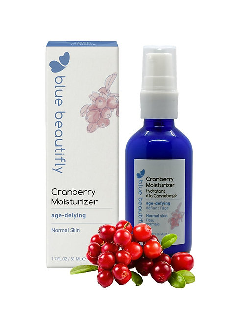 Cranberry Moisturizer  2 oz